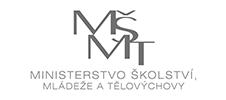 Logo Ministerstvo školství, mládeže a tělovýchovy