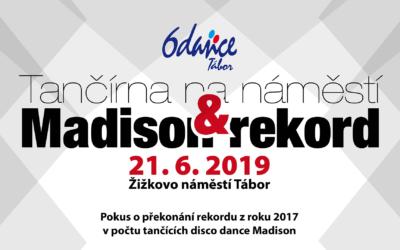 Tančírna a Madison rekord