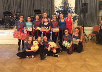 Fotogalerie 6dance Tábor - Vánoční akademie 2016