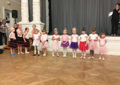 Fotogalerie 6dance Tábor - Vánoční akademie 2018