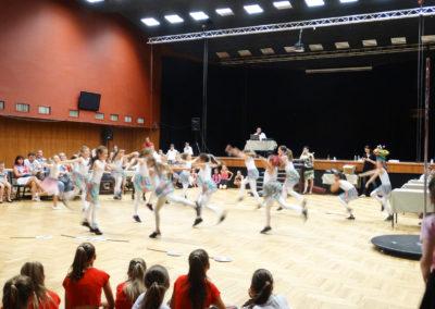 Fotogalerie 6dance Tábor - Závěrečná akademie 2018