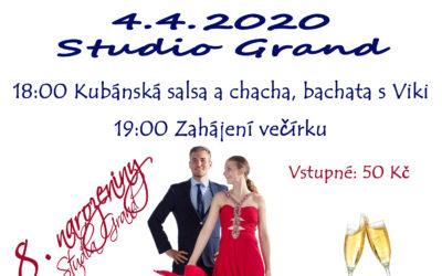 8.narozeniny Studia Grand