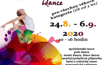 Zápisy do STK 6dance 2020/2021