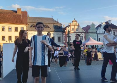 Latino festival Tábor 2021