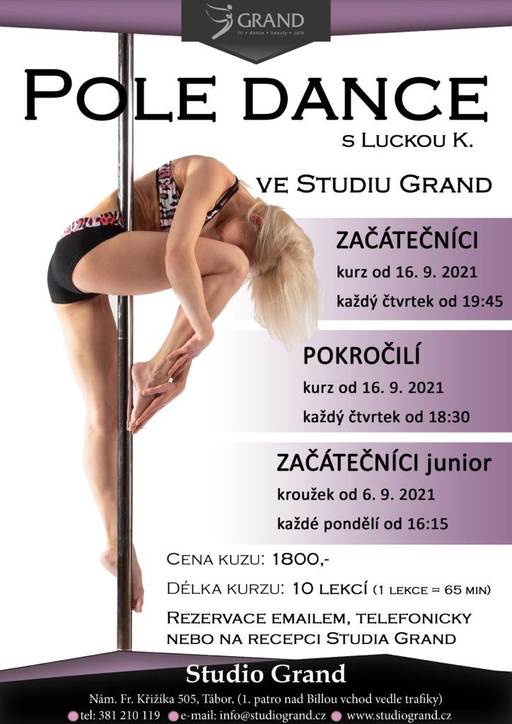 Pole dance kurz