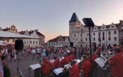 Tančírny na náměstí 2021