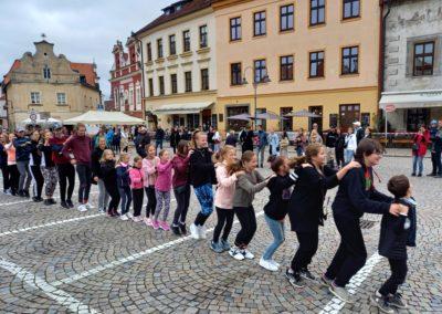 Tančírny na náměstí
